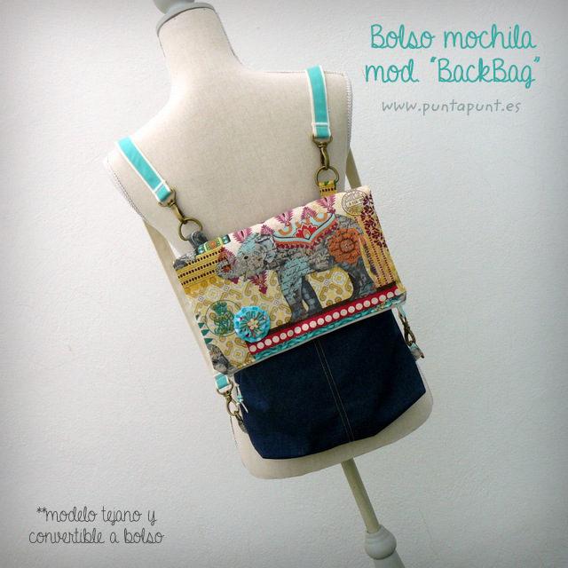 "Mochila ""BackBag"""