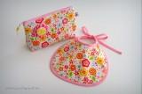 set para bebe en stock flores daisy 003-002