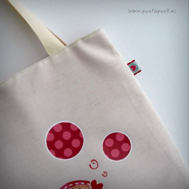 bolsa cotton bicolor glu glu rojo punt a punt-002