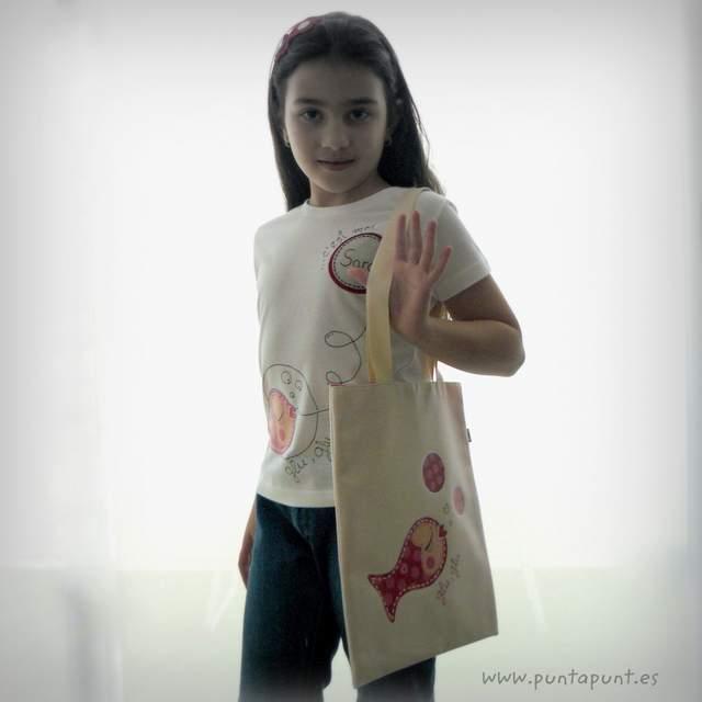 bolsa cotton bicolor glu glu rojo punt a punt-003