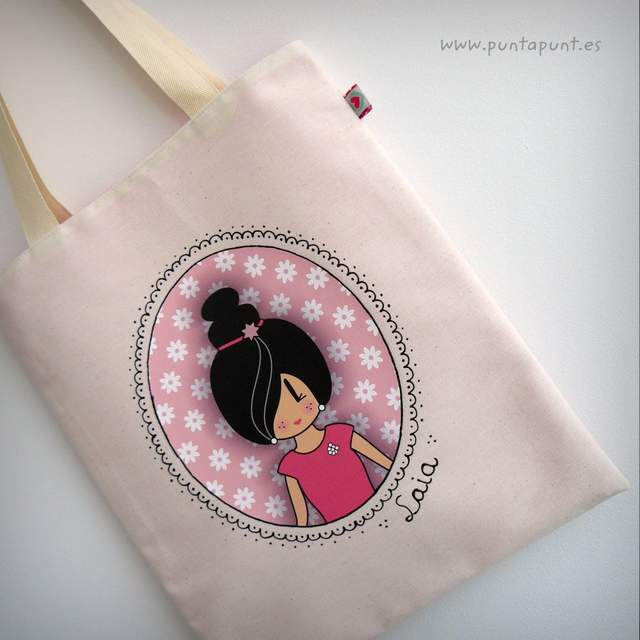 bolsa multiusos cotton pepetta rosa punt a punt-001