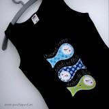 camiseta trans como sardinillas en lata modelo 2 negra punt a punt-002