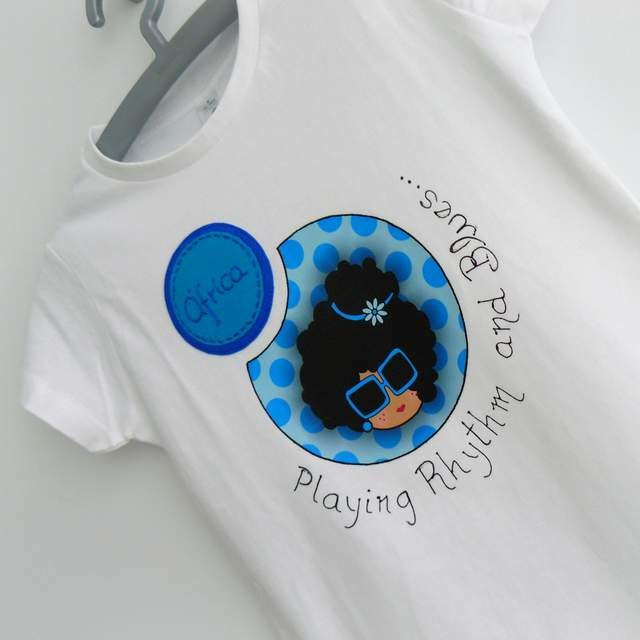 "Camiseta personalizada ""Nicca"" y set camiseta + bolsa"