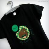 camiseta negra personalizada nicca green punt a punt-001