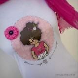 camiseta personalizada para profesora tonos rosa nicca punt a punt-001