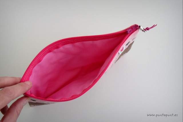 estuche escolar personalizado para profesora nicca rosa punt a punt-002