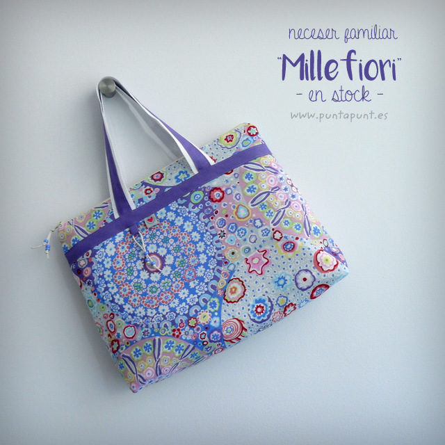 "Neceser Familiar ""Millefiori"" – en stock"