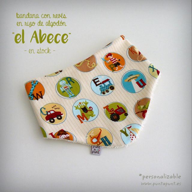 """Bandana con rizo """"El acebé"""" – en stock"""