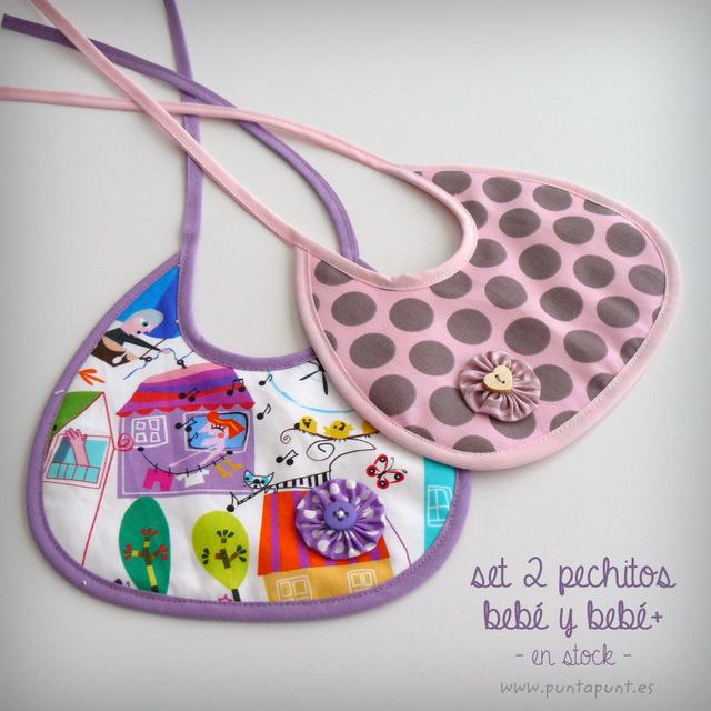 set-2-pechitos-bebe-y-bebe-plus-el-pueblo-y-topos-rosa-punt-a-punt
