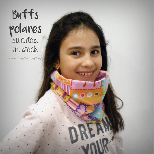 Buffs polares surtidos talla adulto – en stock