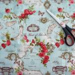 islas y rosas loneta