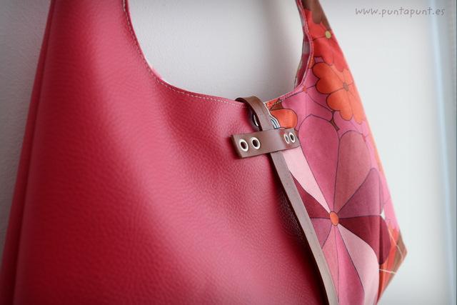 bolso modelo bonsak rosa en stock punt a punt-003