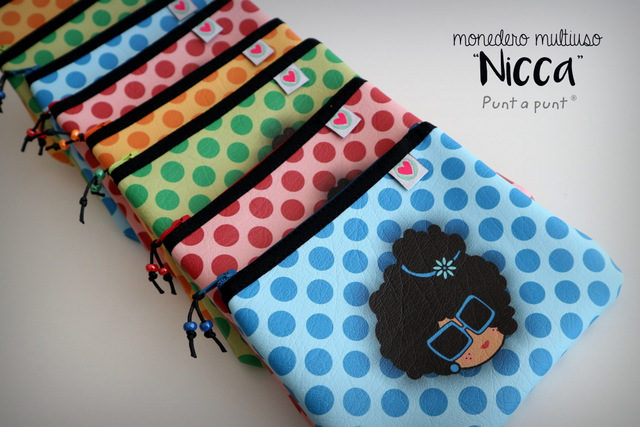 "Monedero multiusos ""Nicca"" – en stock"