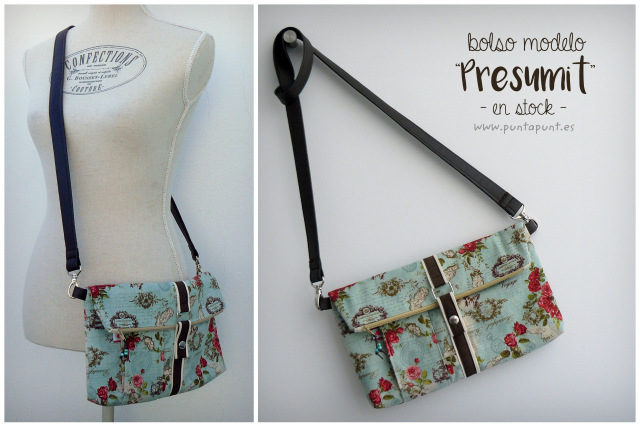 "Bolso ""Presumit"" – en stock"