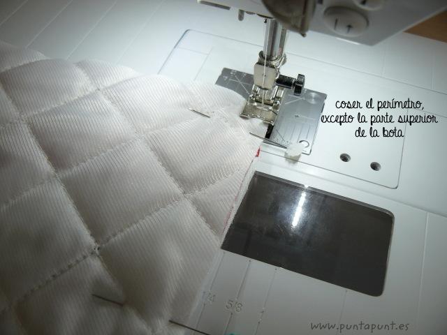 tutorial costura paso a paso bota navidad punt a punt-003
