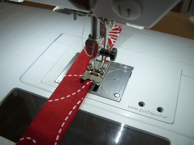 tutorial costura paso a paso bota navidad punt a punt-008