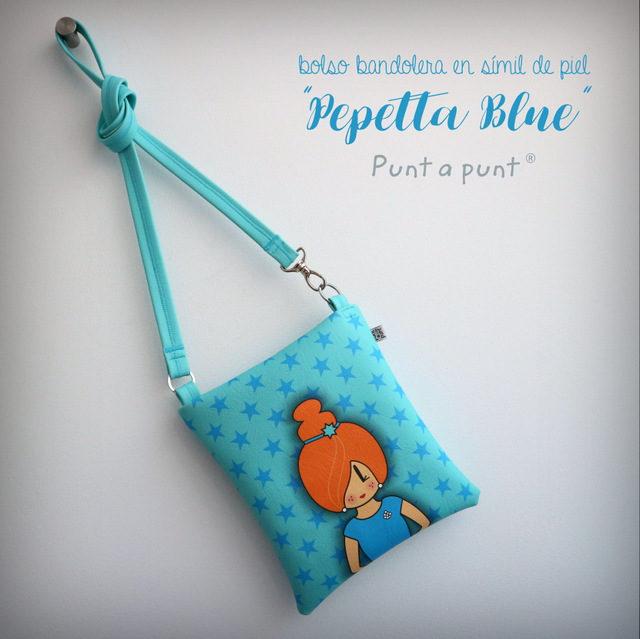Bolso Bandolera «Pepetta» – en stock