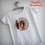 camiseta personalizada Pepetta mandala punt a punt-003