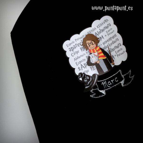 Camiseta «Pepet Potter»