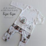 set de camiseta y ranita pantalon bebe tipi tipi sito punt a punt-004