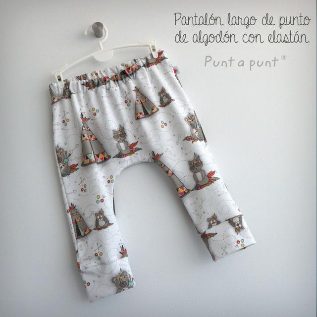 set de camiseta y ranita pantalon bebe tipi tipi sito punt a punt-006