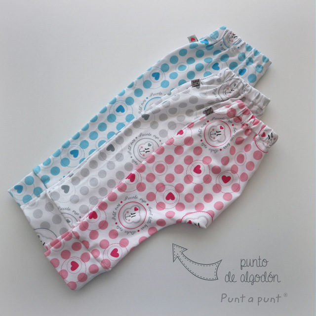 Sets de punto «Ositos» – surtido en stock