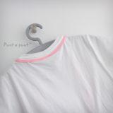 camiseta artesanal personalizada love camera punt a punt-003