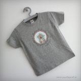 camiseta personalizada artesanal tee pee surtido punt a punt