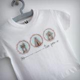 camiseta personalizada tee pee surtido modelo mapache y tipi punt a punt-005