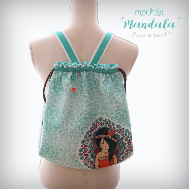 Mochila «Mandala» – en stock