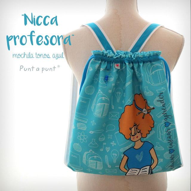 Mochila «Nicca Profesora»