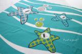 toalla playa personalizada pezquenines rosa o azul punt a punt-003