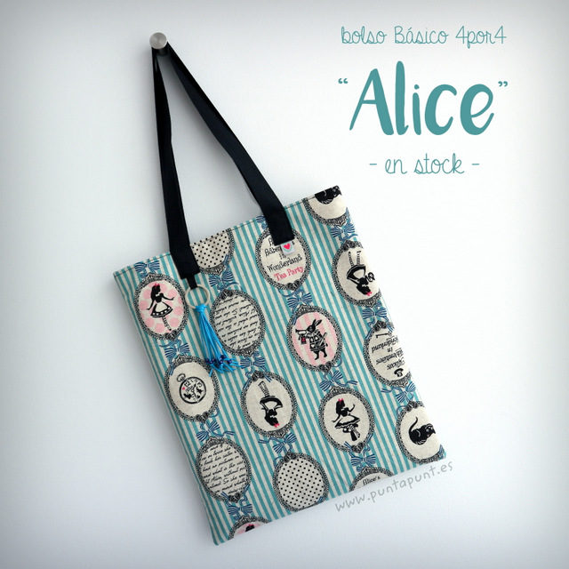 """Bolso básico 4por4  """"Alice"""" – en stock"""