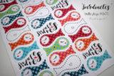 toalla de playa personalizada sardinetes punt a punt