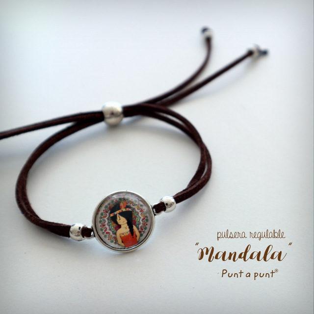 Pulsera colección «Mandala» – en stock