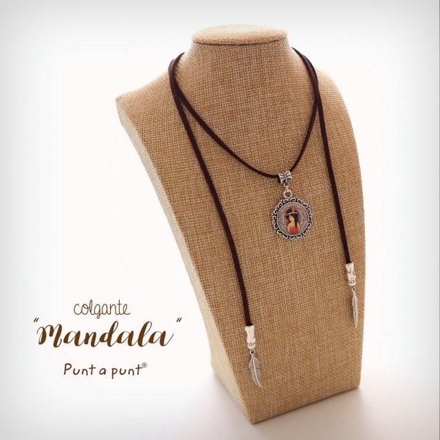 "Colgante colección ""Mandala"" – en stock"