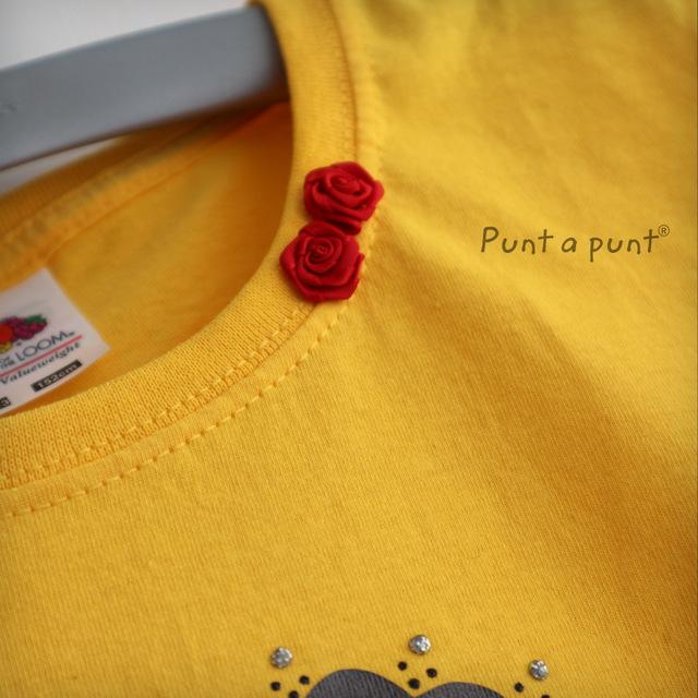 camiseta pepetta bella y bestia punt a punt-002
