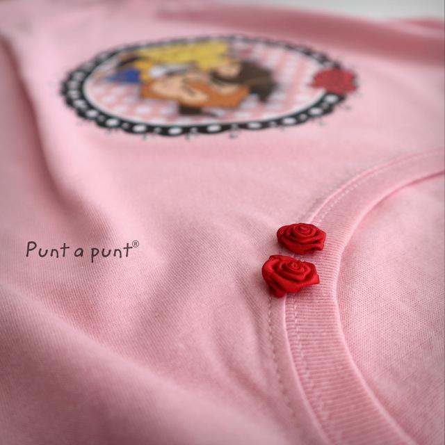camiseta pepetta bella y bestia punt a punt-011