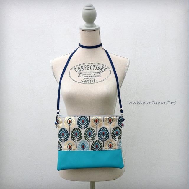 bolso bandolera flor de loto azul en stock punt a punt-003