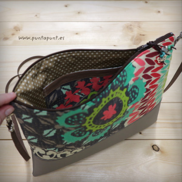 «Indian» Bolso bandolera o de mano – en stock