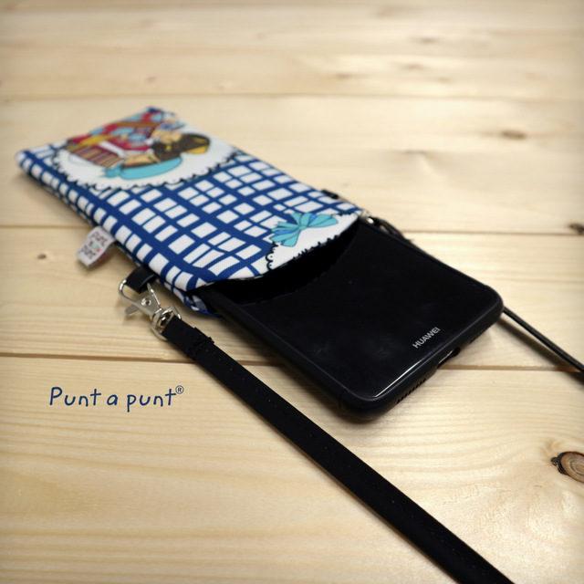 Bolso-funda fallera para el móvil – Punt a punt®