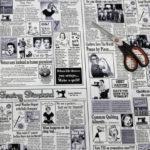 Periódico de costura