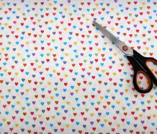 mini corazones colores - Punt a punt®