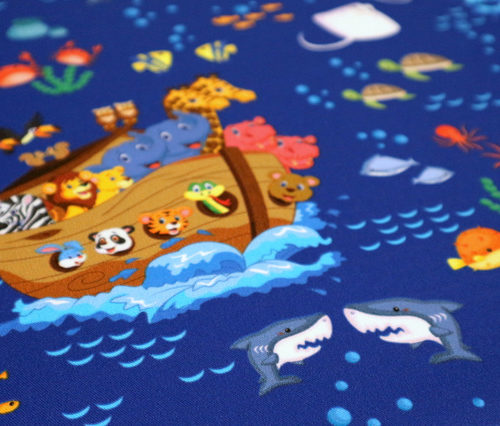 arca de Noe detalle punt a punt