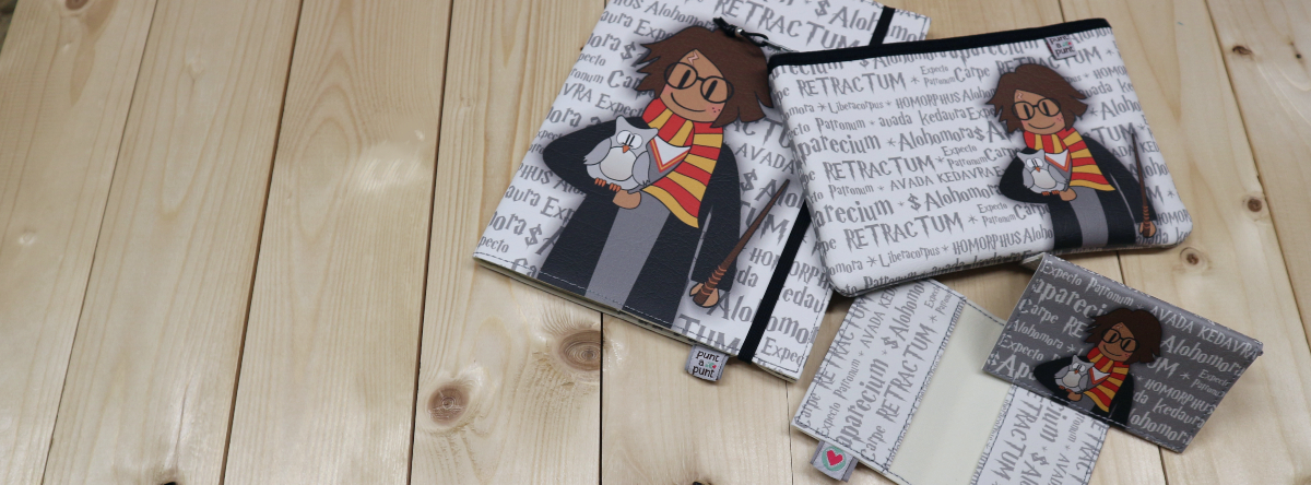 complementos Pepet Potter