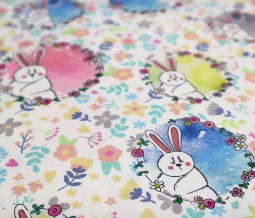 bunny spring detalle punt a punt