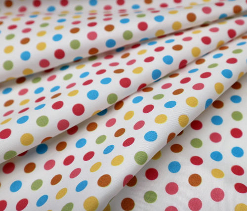 detalle textil confeti punt a punt
