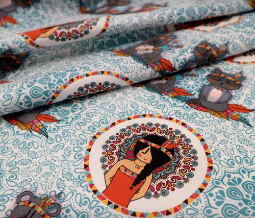 detalle textil pepetta mandala punt a punt
