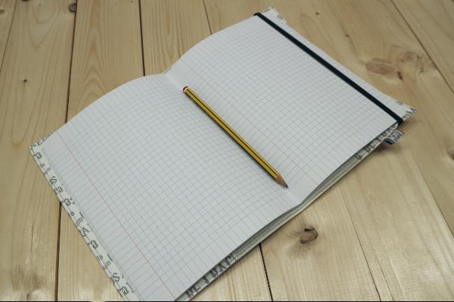 cuaderno Potter