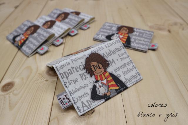 Tarjetero «Pepet Potter»